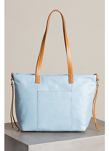 Hobo Cecily Mini-Tote Leather Handbag