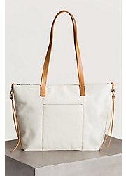 Hobo Cecily Mini-Tote Leather Handbag
