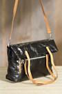 Hobo Leonie Convertible Leather Crossbody Tote Bag