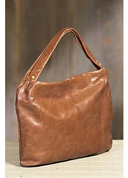 Hobo Alannis Leather Handbag