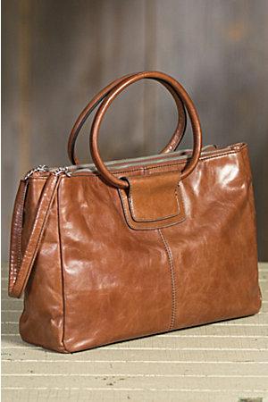Hobo Salina Leather Handbag | Overland
