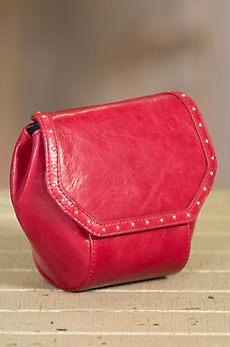 Hobo Jazz Leather Crossbody Handbag