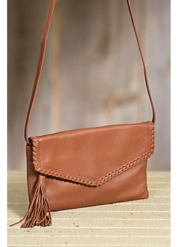 Hobo Windy Leather Crossbody Handbag