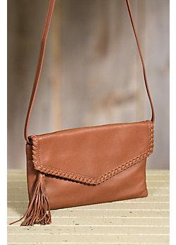 Hobo Windy Leather Crossbody Handbag