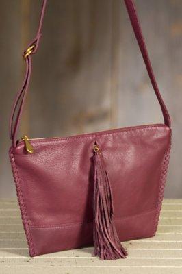 Hobo Stellar Leather Crossbody Handbag