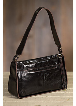 Hobo Evita Leather Handbag