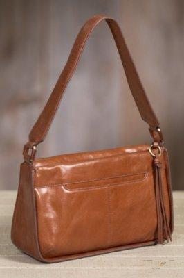 Hobo Evita Leather Handbag
