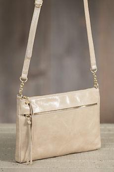 Hobo Hadlee Leather Crossbody Handbag