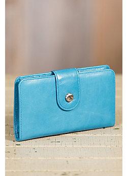 Hobo Danette Slim Wristlet Wallet