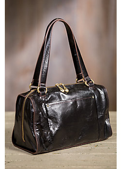 Hobo Monika Leather Handbag