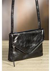 Hobo Adelle Leather Crossbody Handbag