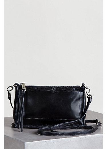 Hobo Cadence Leather Crossbody Handbag