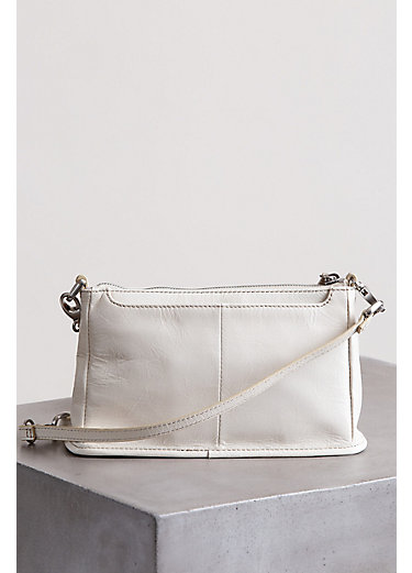 Hobo Cadence Leather Crossbody Clutch