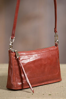 Hobo Cadence Leather Crossbody Handbag