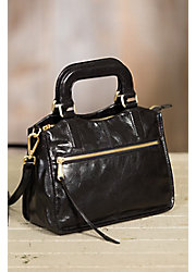 Hobo Adley Leather Crossbody Handbag