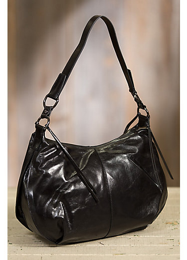 Hobo Lennox Leather Shoulder Bag