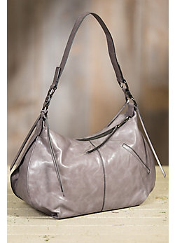 Hobo Lennox Leather Handbag