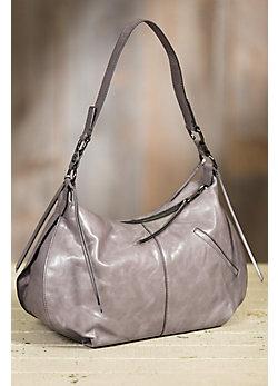 Hobo Lennox Leather Handbag