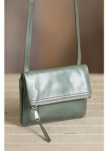 Hobo Glade Leather Crossbody Handbag