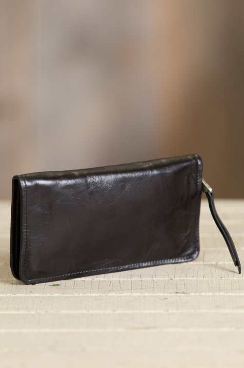 Hobo Remi Vintage Leather Clutch Wallet
