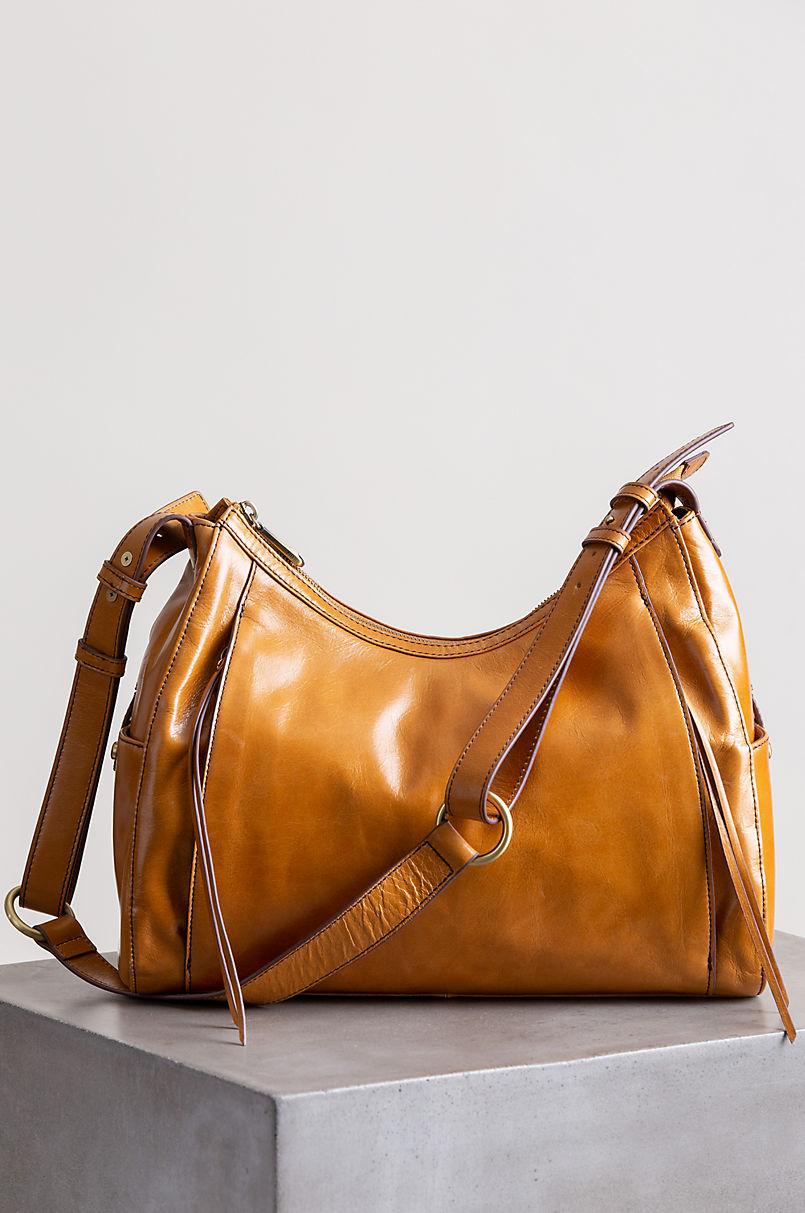 Hobo Horizon Leather Shoulder Bag  3b90e4004d615