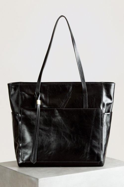 Hobo Hero Leather Tote Bag