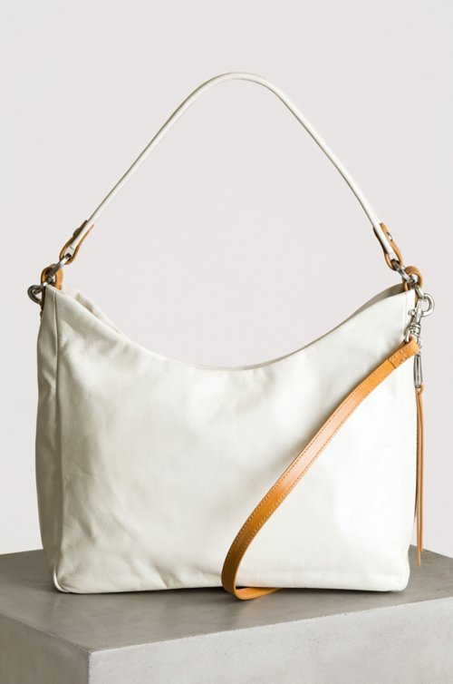 Hobo Delilah Convertible Leather Crossbody Shoulder Bag