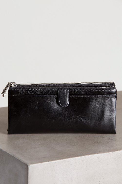 Hobo Taylor Leather Clutch Wallet