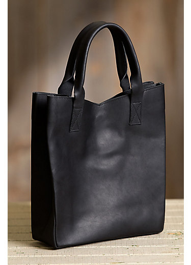 Rutherford Oiled Cowhide Leather Tote Bag