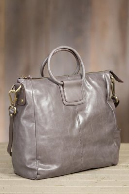 Hobo Sheila Leather Handbag