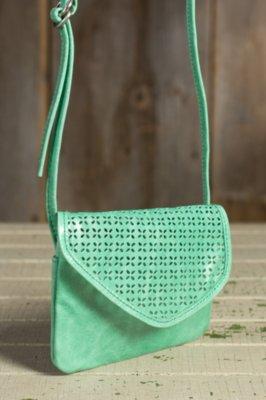 Hobo Luna Leather Crossbody Handbag