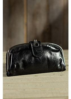 Hobo Emelia Leather Wallet