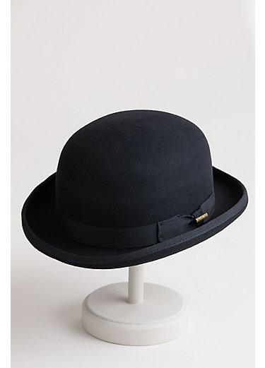 Raine Wool Bowler Hat