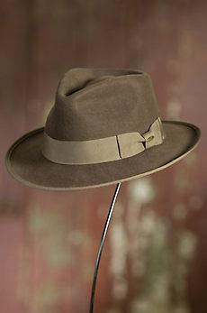 Alema Crushable Wool Fedora Hat