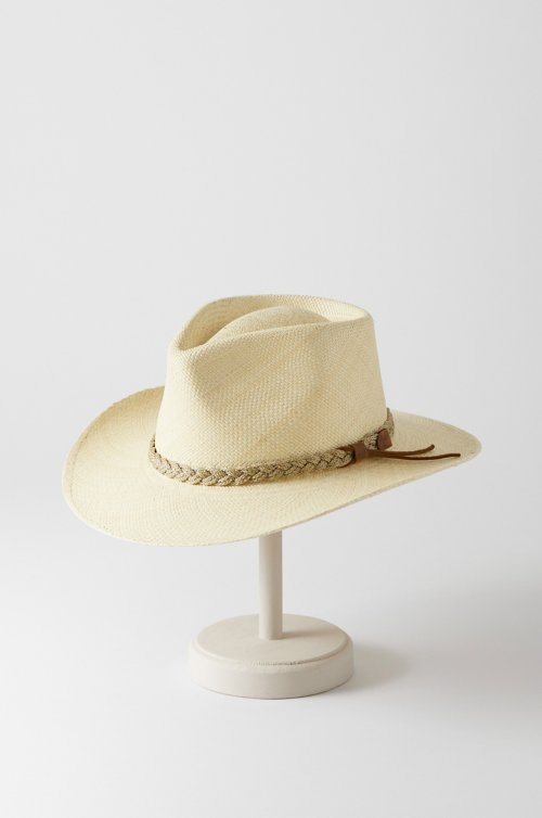 Overland Panama Outback Straw Hat