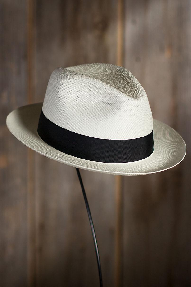4e0139c2b9287 Havana Biltmore Panama Straw Fedora Hat