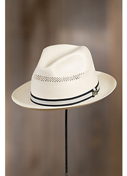 Biltmore Abby Road Straw Panama Hat