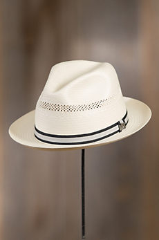 Biltmore Abby Road Straw Panama Hat