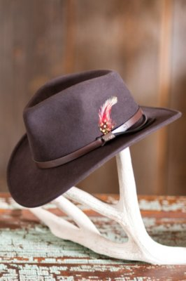 Billings Crushable Wool Hat