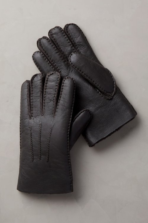 Men's Spanish Sheepskin Gloves