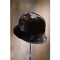 Steampunk Men's Hats Steampunk Royale Leather Top Hat BLACK Size Extra Extra Large 24.5quot circumference $399.00 AT vintagedancer.com