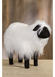 Overland Mongolian Lamb Fur Sheep