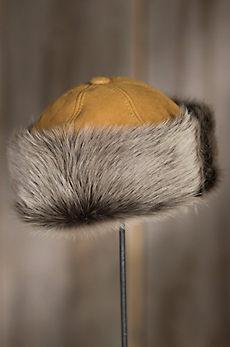 Siberia Merino Sheepskin Cossack Hat with Toscana Trim