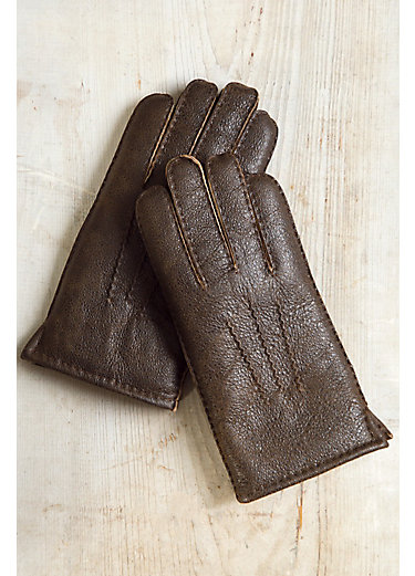 Men's Premium Spanish Sheepskin Gloves