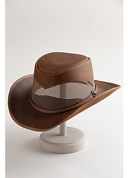 Durango Leather Breezer Gambler Hat