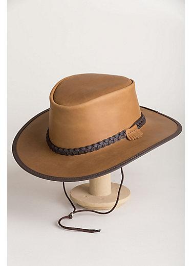 Bravo Leather Cowboy Hat