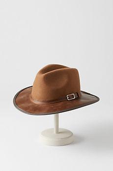 Summit Felt and Leather Safari Hat