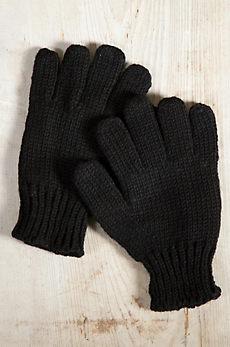 Women's Fleece-Lined New Zealand Wool Gloves