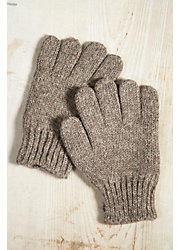 Women's Fleece-Lined New Zealand Wool Gloves