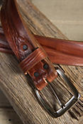Omaha Italian Leather Belt